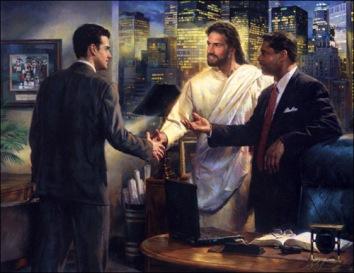 Jesus-Meeting