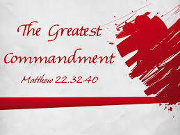 the-greatest-commandment-17th-sunday-after-pentecost