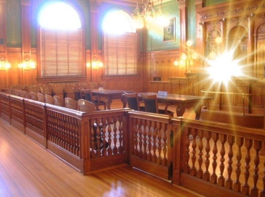 God's-courtroom