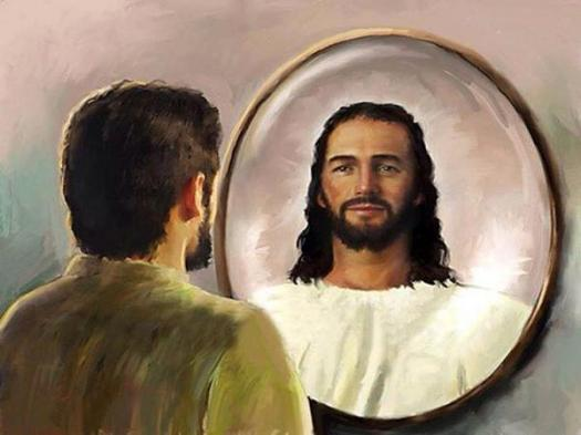 jesus-in-the-mirror