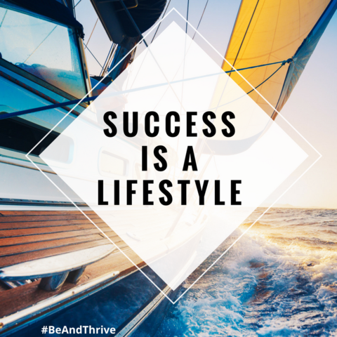 success-is-a-lifestyle