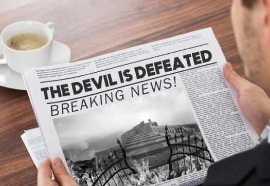 the-devil-has-been-defeated
