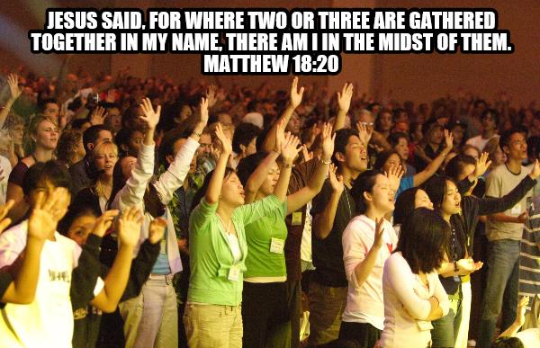 Together-in-prayer