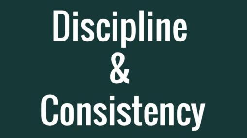 discipline-and-consistency